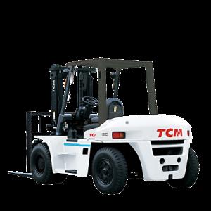FG40T3 TCM Газобензиновые вилочные погрузчики